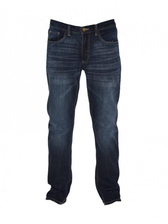 Alladin-Dark Blue Mens Slim Fit Pants dark blue 34