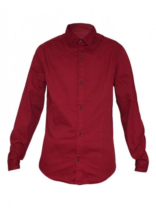 Alladin- Maroon Mens Shirt maroon s