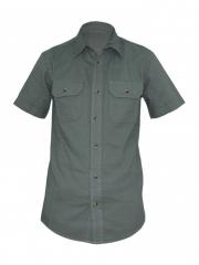Alladin-Green Mens Short Sleeved Shirt green s
