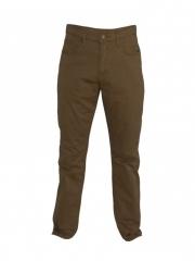 Alladin-Brown Mens Straight Fit Pants brown 32