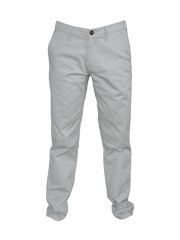Alladin-Light Grey Mens Slim Fit Pants light grey 28