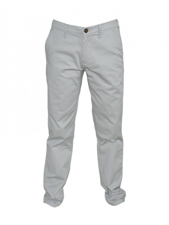 Alladin-Light Grey Mens Slim Fit Pants light grey 30