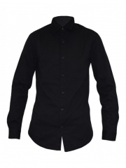 Alladin-Black Mens Shirt black s