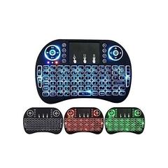 i8 Mini Wireless Keyboard 2.4Gz Pad for PC/Laptop/TV Box black one