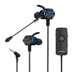 Xiberia In-ear Gaming Earphone PC Gaming Headphones with Microphone MG-2