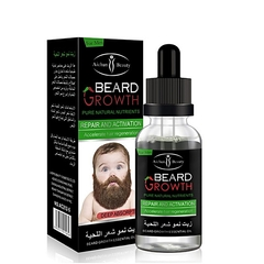 Beard Growth Oil Black
