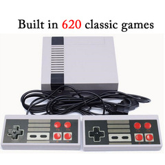 Classic Built in 620+ Games Nintendo FC NES Video Game Console Child Children Kids Birthday gift US Standrad