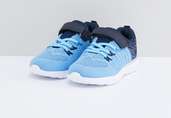 Textured Sports Shoes Blue Euro 29