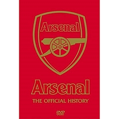 ARSENAL THE OFFICIAL HISTORY DVD normal