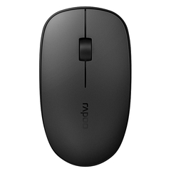 Rapoo Wireless Mouse M200 Wireless Optical Mouse black one size