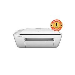 HP DeskJet 2130 Three-in-One Printer  (No Printer cable) white