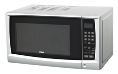 Microwave Oven MMW2032/S Digital Control Panel silver 20l 700w