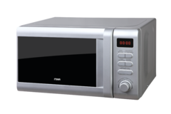 Microwave Oven MMW2052D/S Digital Control Panel silver 20l 700w