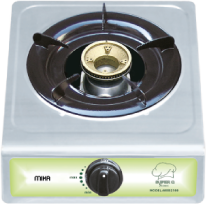 Gas Stove, MGS2155 Table Top, Stainless steel, 1 Burner