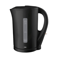 1.7L Electric Kettle Cordless Kettle Black