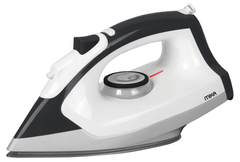 Dry / Spray Iron, MIDS201X Ceramic Soleplate black&white