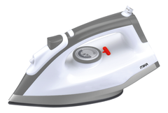 Dry / Spray Iron, MIDS202X Ceramic Soleplate white&grey