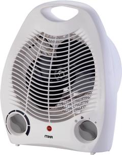 Fan Heater, MH101 1000-2000W white