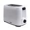 TOASTER, 2 slice, 700W, Browning Control 7 Setting, Cancel/Reheat/Defrost Function White & Black