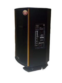 Trill TD-E300 Rechargeable Trolley Speaker (15