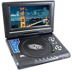 Portable DVD 7.8' black