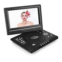 Portable DVD 9.8' black