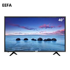 Eefa 40 Inch Smart LED TV HD Television black 40