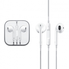 Generic Apple Earphones - White