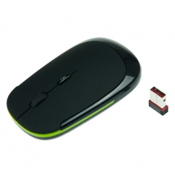 HP Wireless Mouse 2.4 GHz - black