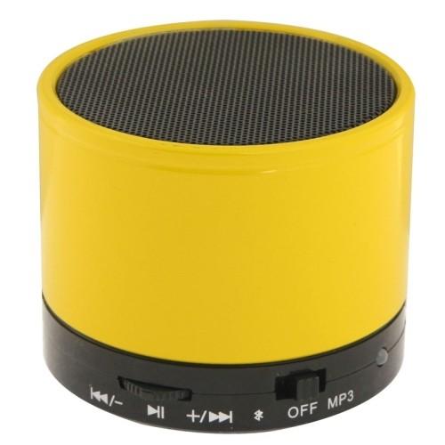 OEM S10 Super Bass Mini Bluetooth Speaker - Yellow