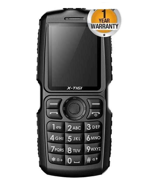 X-TIGI S22 - 10000mAh Universal Powerbank Phone - Black