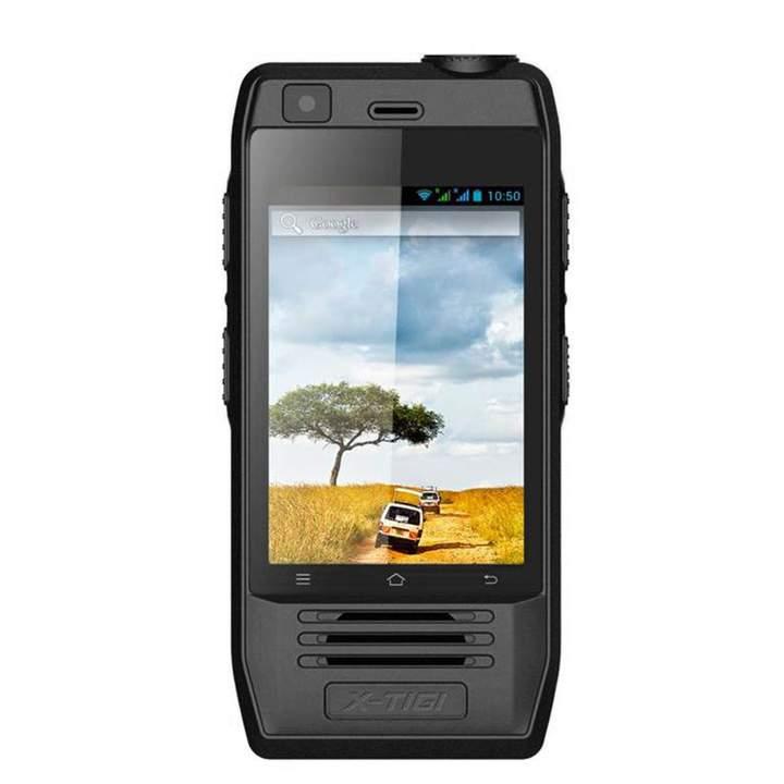 X-TIGI ST35 - 10000mAh Mobile and Powerbank Touchscreen – Black
