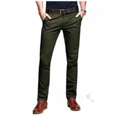 Jungle Green MENS Fitting  khaki pants jungle green 30