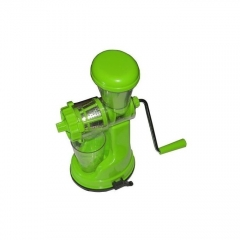 Handheld Fruit & Vegetable Juicer & Extractor - Green GREEN