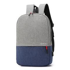 Backpacks Student School Bag for Teen Girls Men Business Laptop Backpack style blue one size