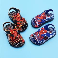 The new 2019 1 Pair Fashion New Summer Children Cartoon Sandals sapphire 15
