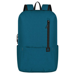 Number one shop2019 NEWBackpack Bag Waterproof Colorful Leisure Sports Chest Pack Bags Blue Height: 35CM  Length:23CM  Width:13CM
