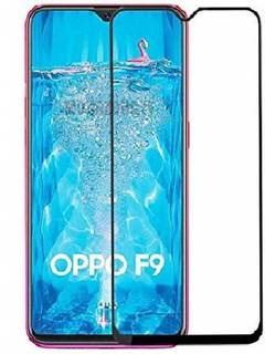 OPPO Tempered Glass Screen Protector Film F9 3d glue glass