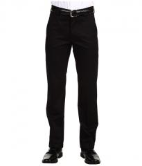 NEW CLASSIC SLIMFIT COTTON KHAKI PANTS BLACK 30