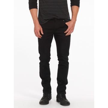 New Slim Fit Straight -Leg Business Jeans. BLACK 32