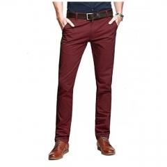Maroon khaki pants maroon 30