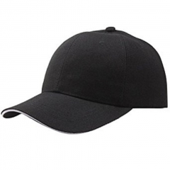 Clop fit in Baseball Caps in Black BLACK ALL SIZE
