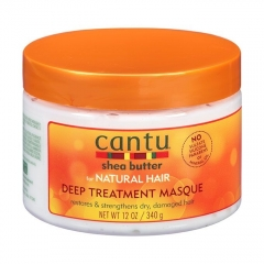 CANTU Shea Butter for Natural Hair Deep Treatment Masque 340 ml white one size