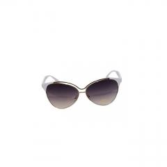 2018 Summer White Classic Womens Sunglasses white uv