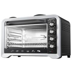 ELEKTA One Year Warranty 44L Oven Toaster with Roteserrie 2 Hotplate(EBRO-444HP) black 44L