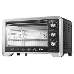 ELEKTA One Year Warranty 60L Electric Oven with Rotisserie(EBRO-752) black 60L