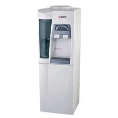 ELEKTA One Year Warranty Hot & Cold Water Dispenser with Cabinet & Cup Storage(EWD-727SC) white one size