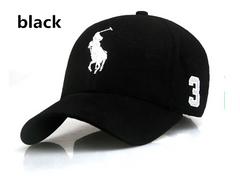 Fashion baseball cap sun hat casual hip hop hat Golf hat men or women black