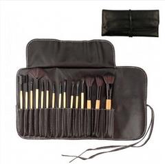 15Pcs/Set Makeup Brushes  Brush/Eye Shadow Brush/Eyebrow Brush/Lip Brush  Tools Beauty as picture like picture