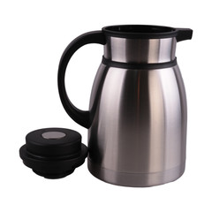1.5L Stainless Steel coffee pot Unbreakable Interior and Ecterior Vaccum Insulated Kettle(XYD-1500E) black